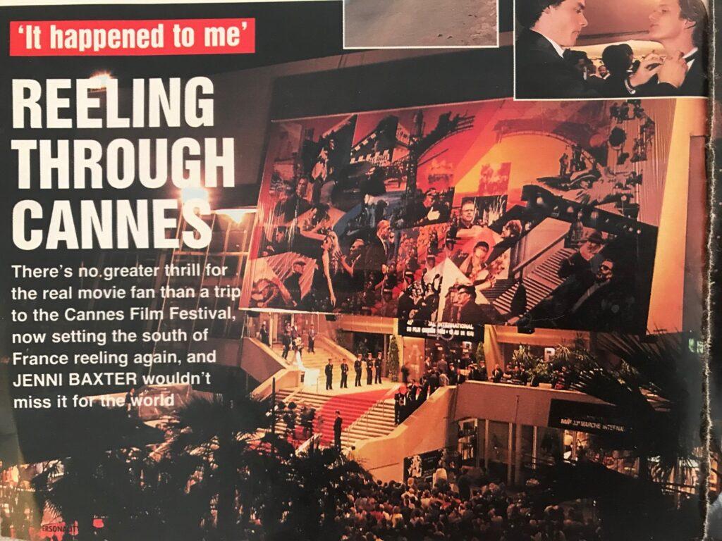 Cannes Palais Des Festivals, Cannes Film Festival, 1994