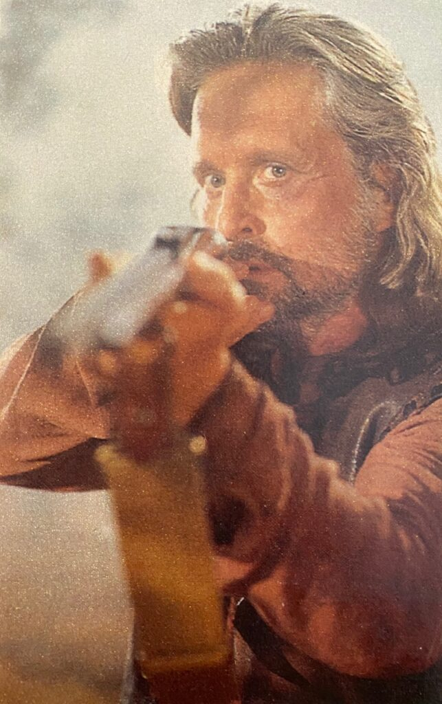 Michael Douglas in The Ghost And The Darkness